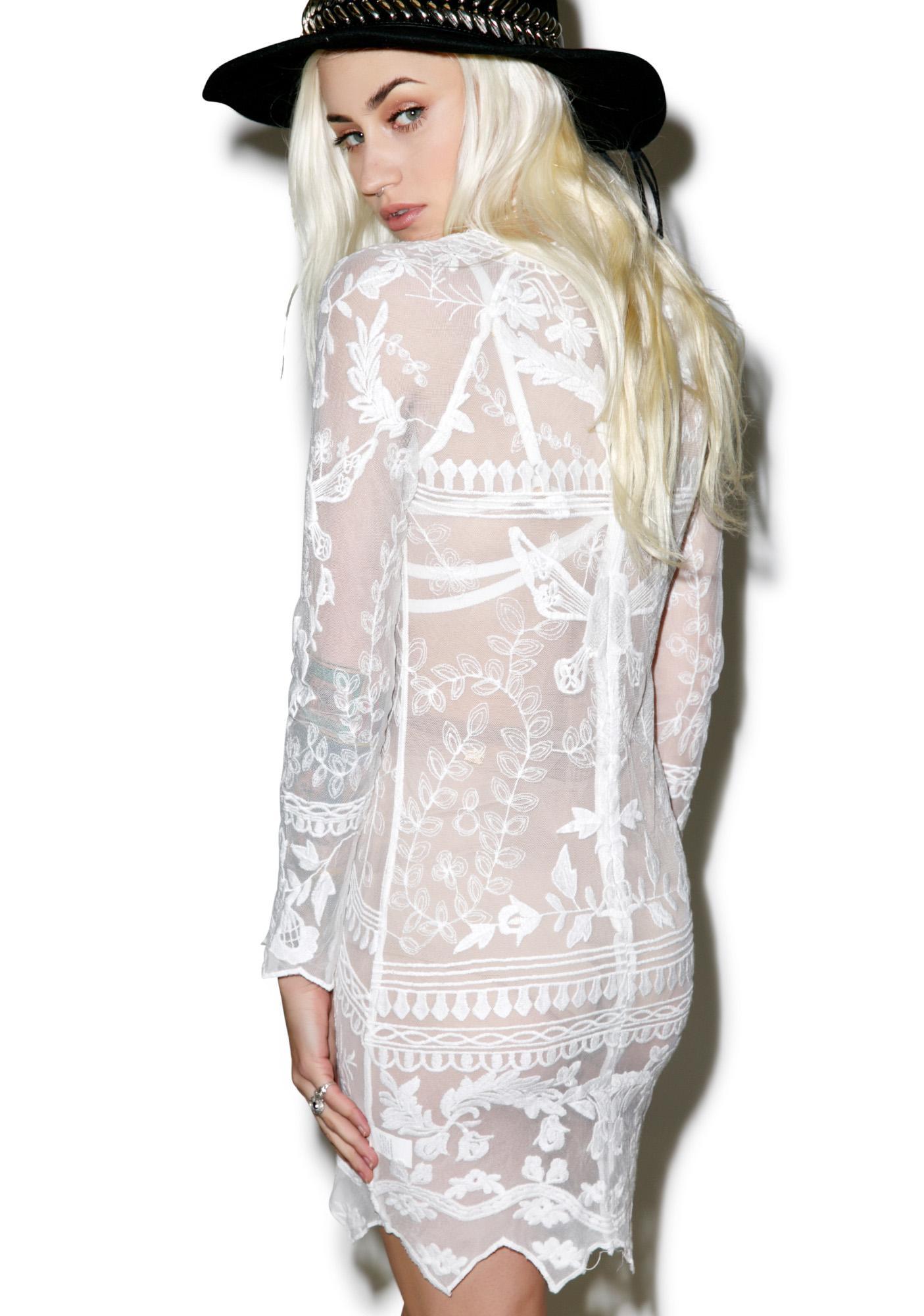 Clementine Lace Dress