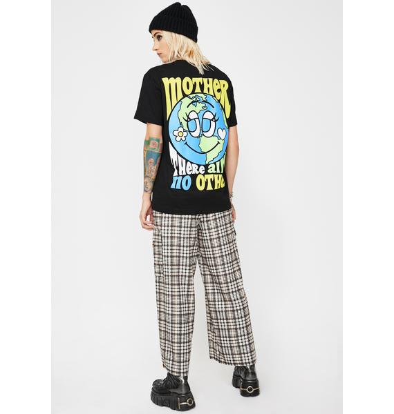 NEW GIRL ORDER Mother Earth Graphic Tee