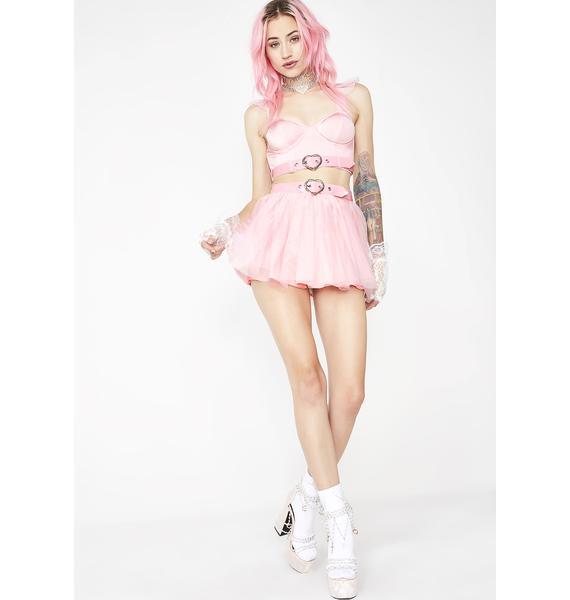 Sugar Thrillz Praise Me Tutu Skirt