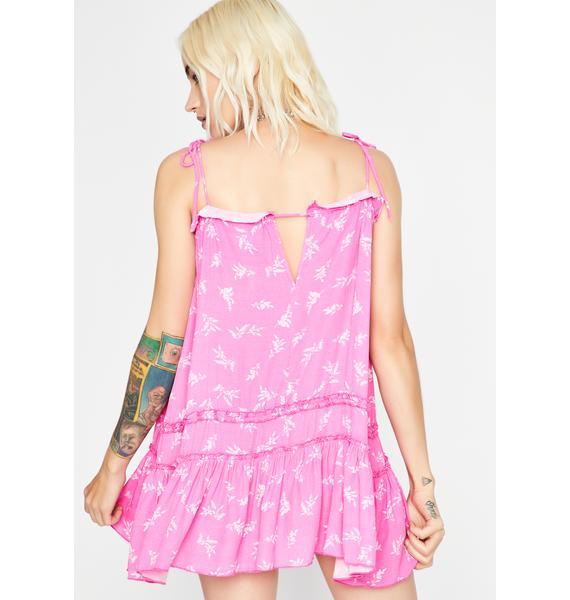 Sweet Glade Babydoll Dress