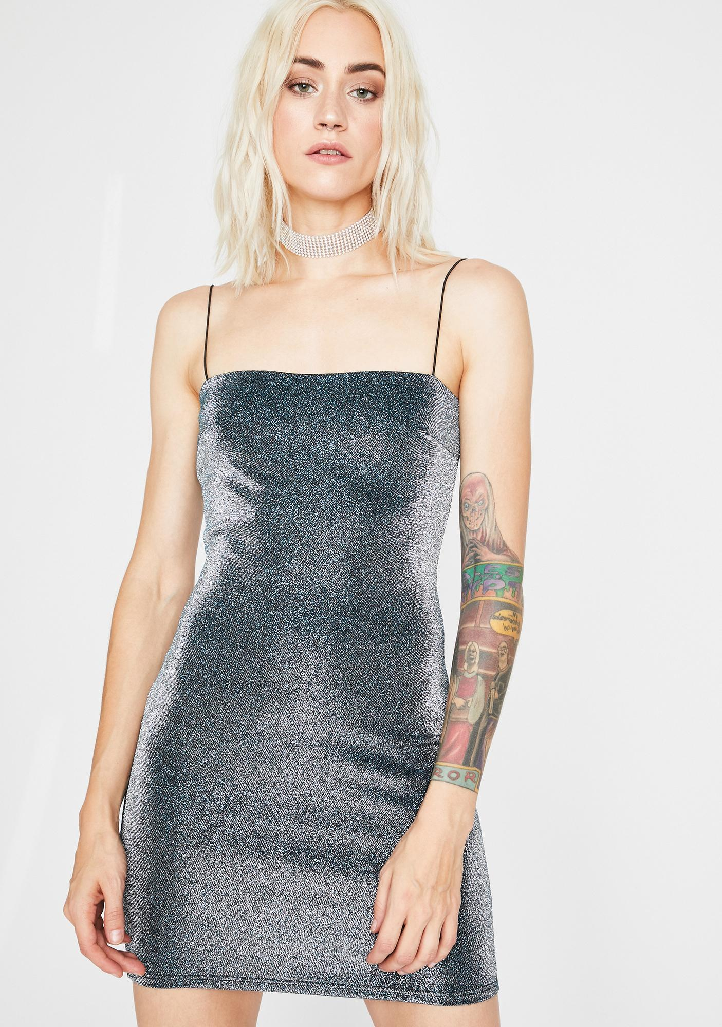 Starstruck Stunna Mini Dress