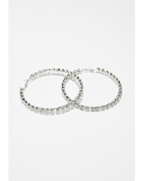 What You Need Hoop Earrings