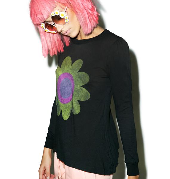 Wildfox Couture Feelin' Groovy Princess Tee