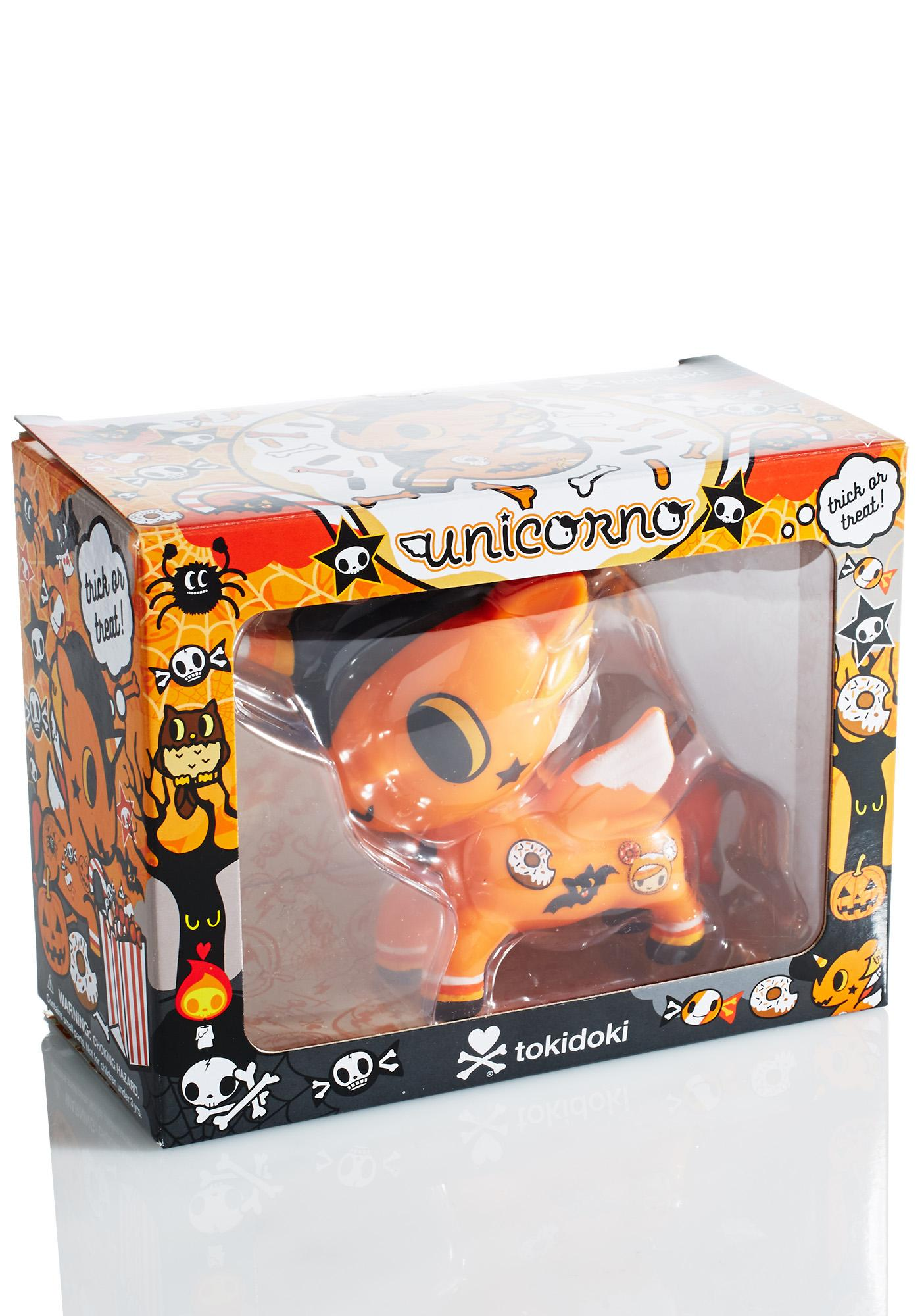 Tokidoki Halloween Unicorno 5 Inch Vinyl Figure
