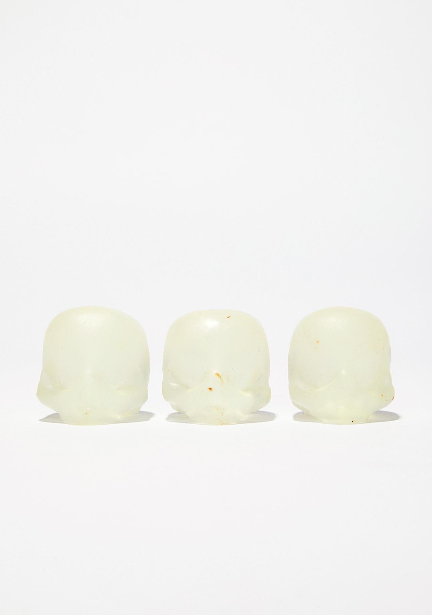 Rebels Refinery Clear Glycerin Skull Soap
