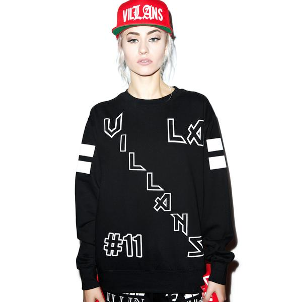 Villans Hockey Crewneck
