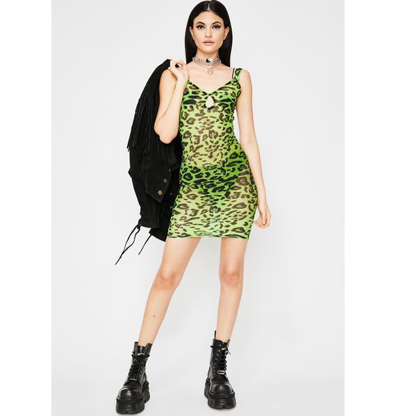 Electrik Aura Mini Dress