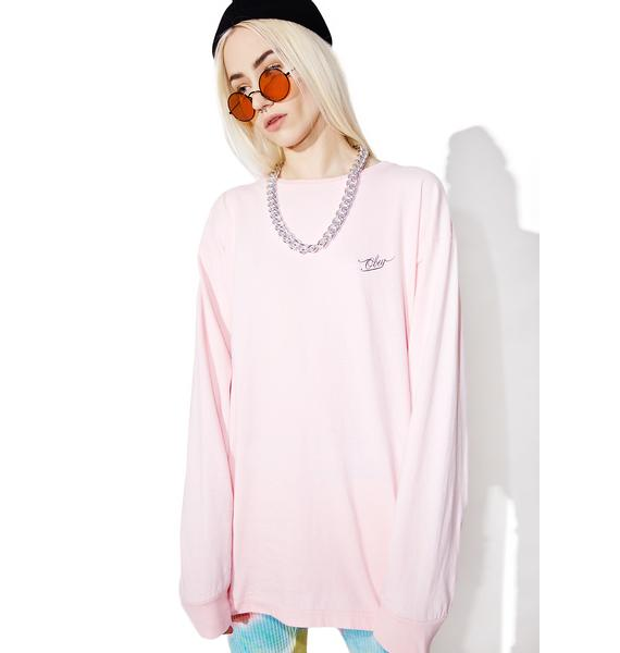 Obey Tough Love Long Sleeve Tee