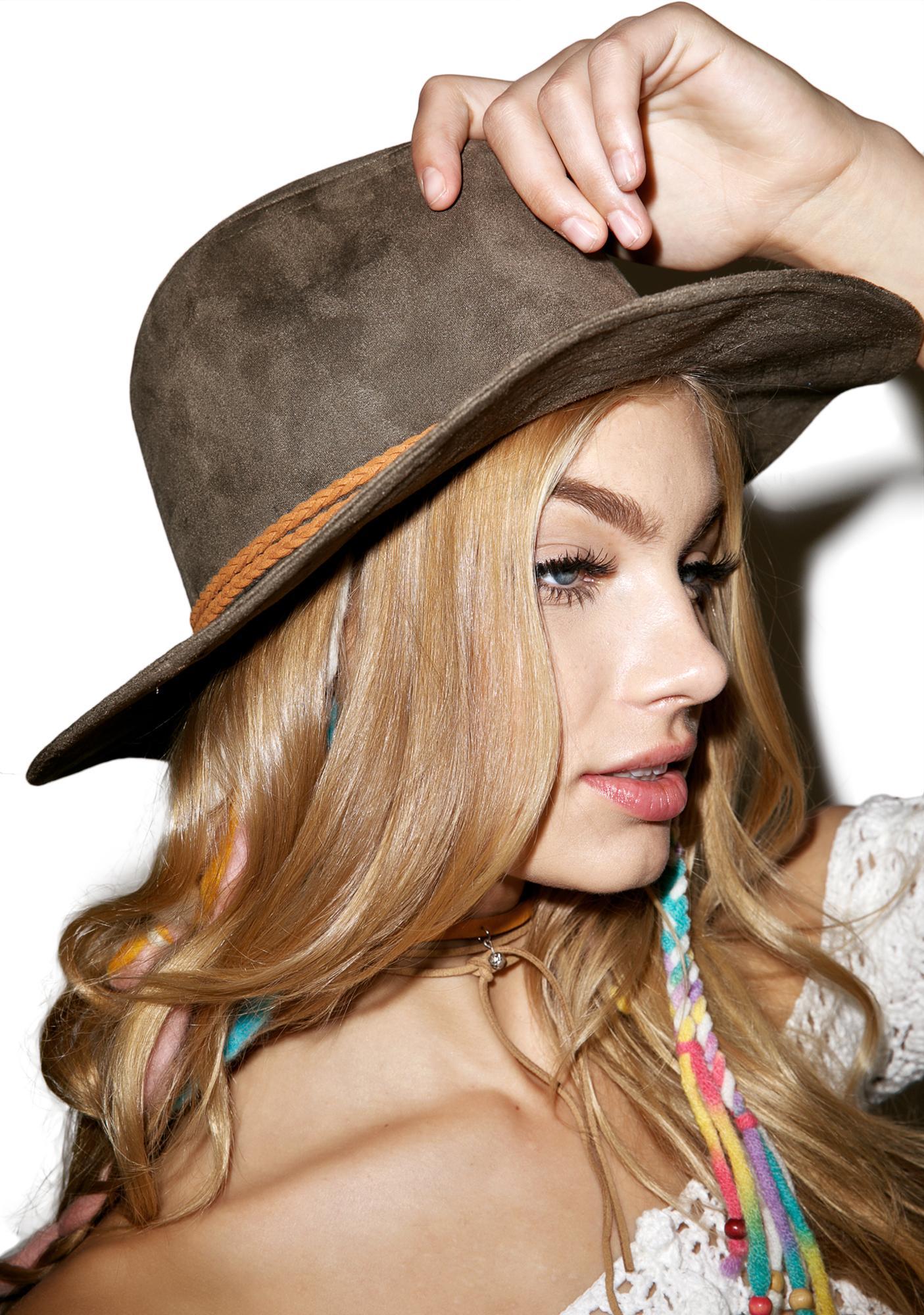 Casting Shadows Hat