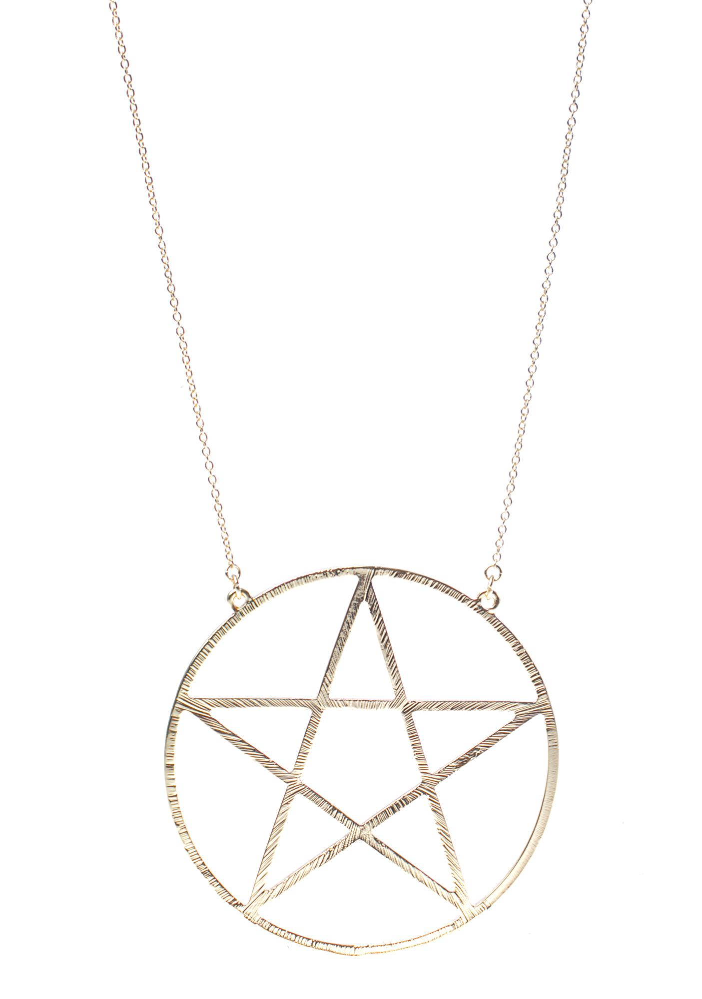 Glorious Hex Necklace