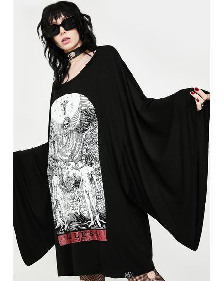 Loveless Kimono Tunic