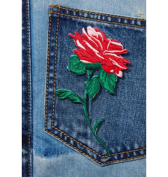 Rose Garden Flower Patch