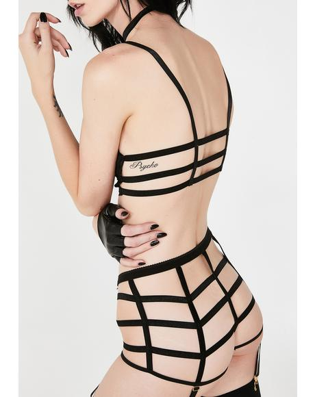 Rock Star Strappy Set
