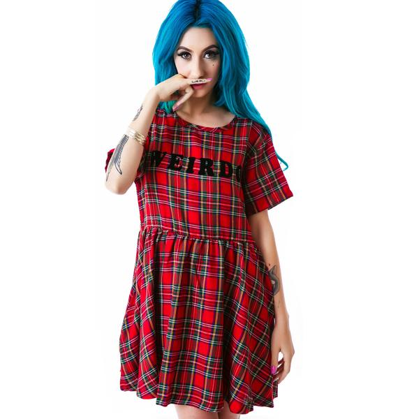 Lazy Oaf Weirdo Dress
