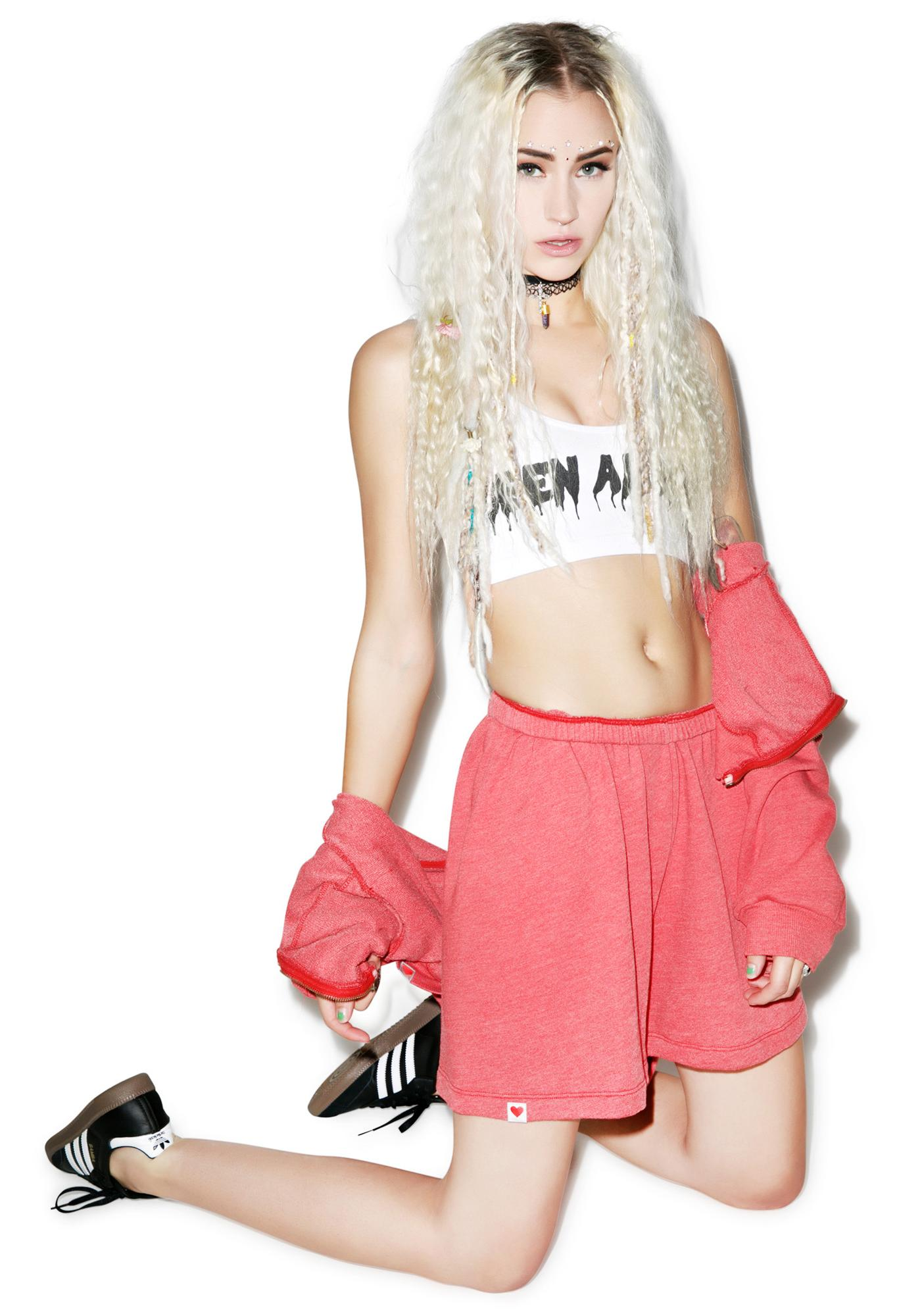 Wildfox Couture Classic Fox P.E. Shorts