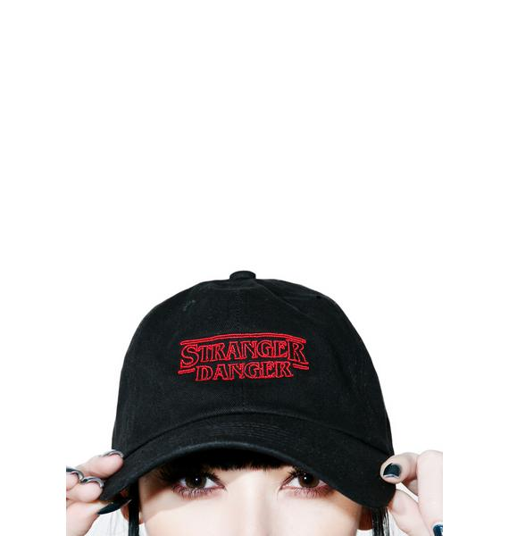 Stranger Danger Dad Hat
