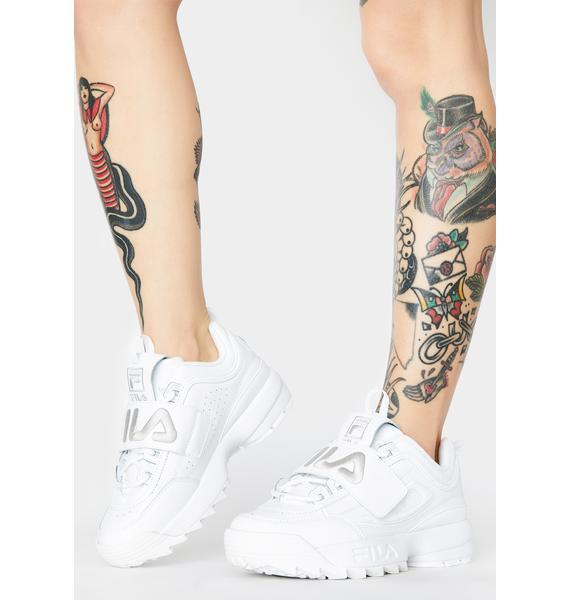 Fila Applique Disruptor II Sneakers