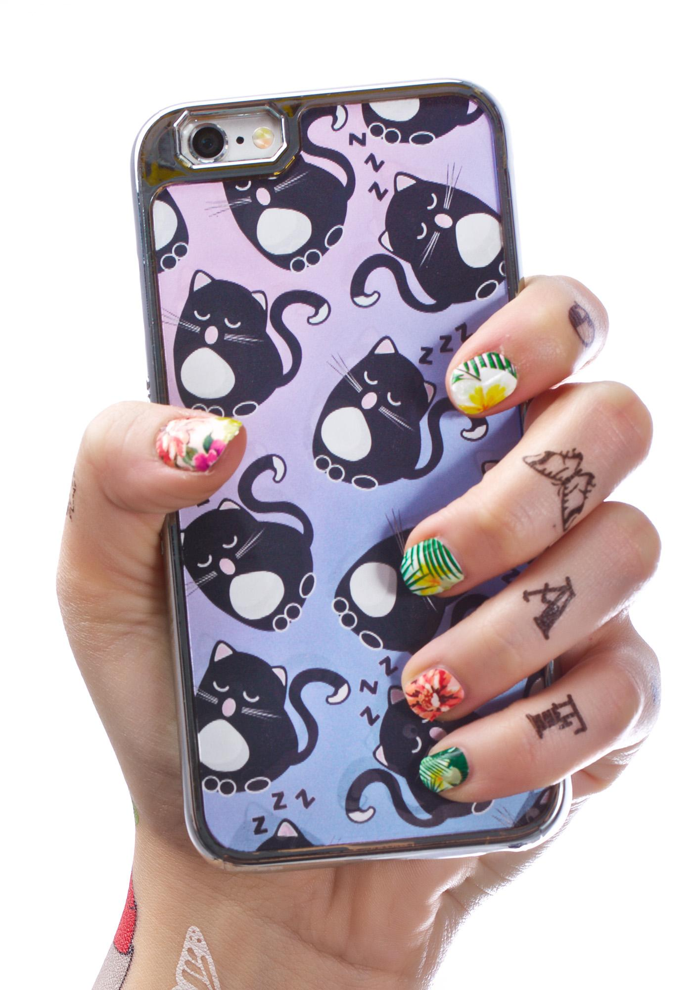 Skinnydip Cat iPhone 6/6+ Case