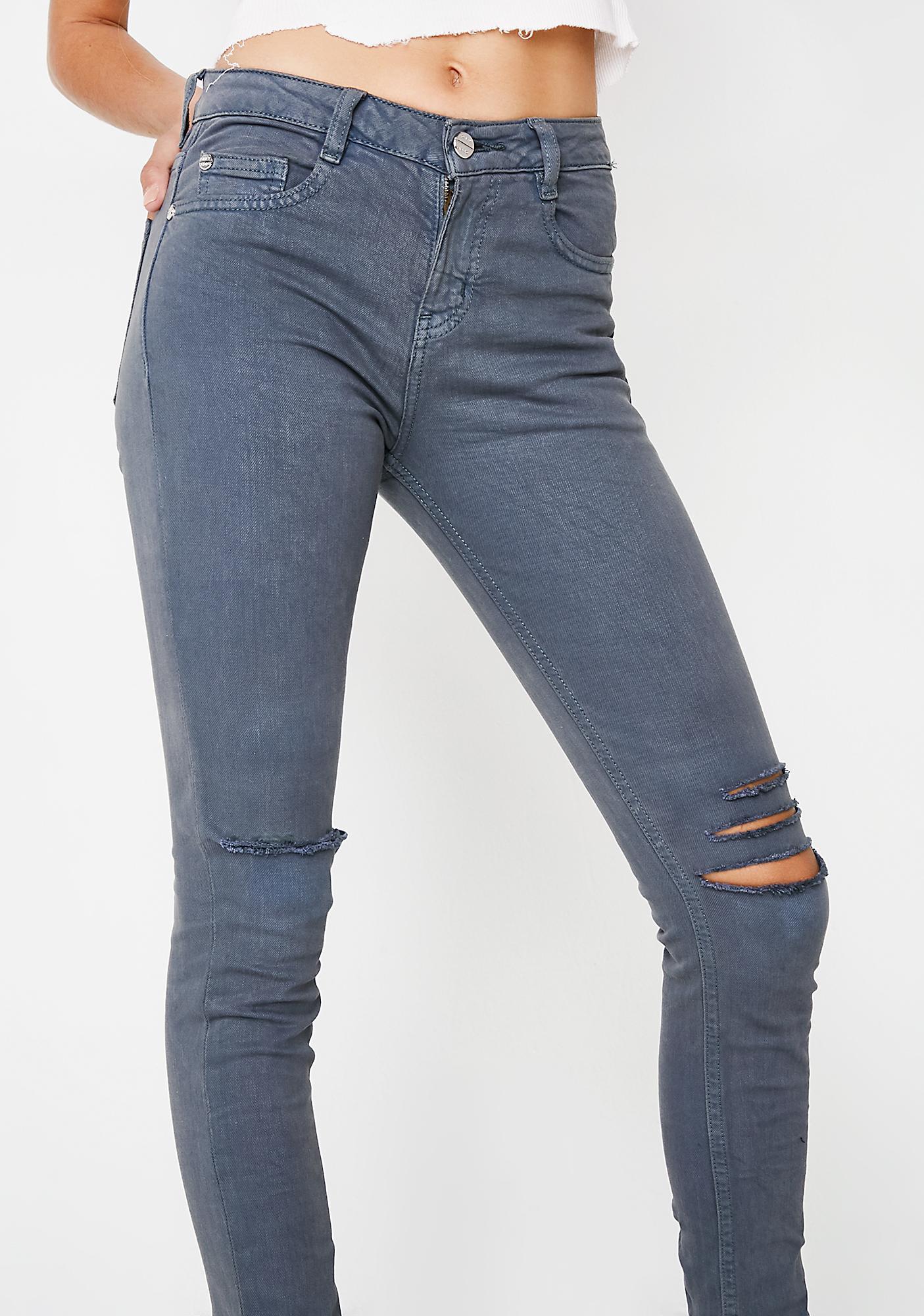 Obey Forest Slasher II Skinny Jeans