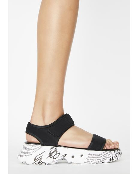 Joy Jumpin' Platform Sandals