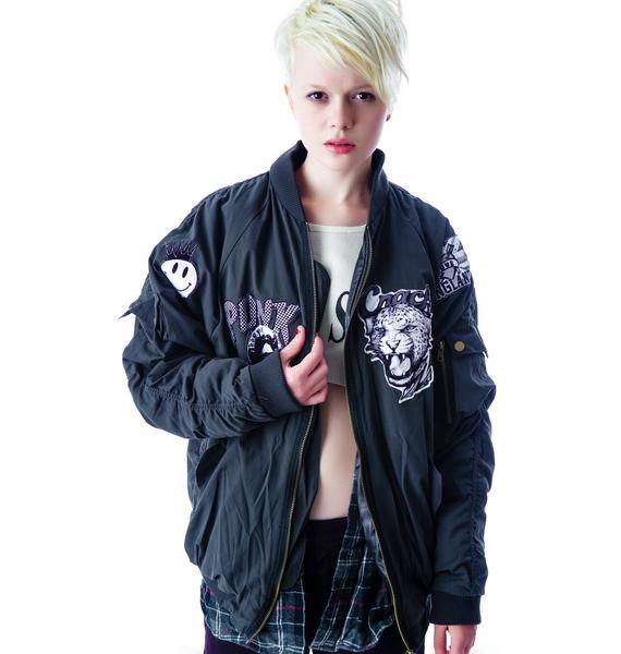 Ruff Ryder Bomber Jacket