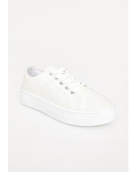 Keep It Cute Classic Sneakers