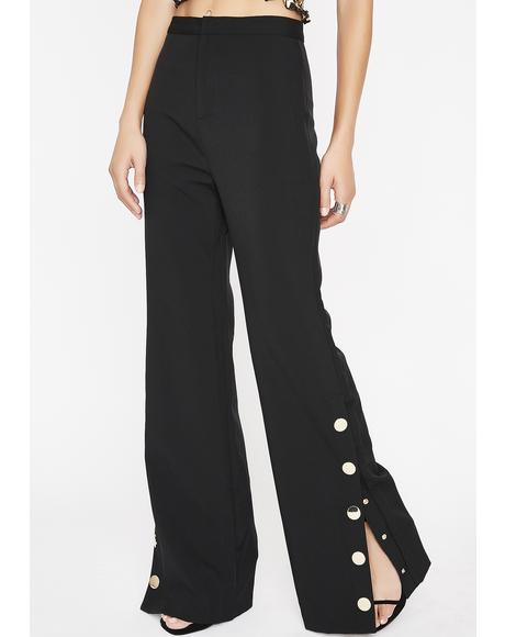 Night Drive High-Rise Pants