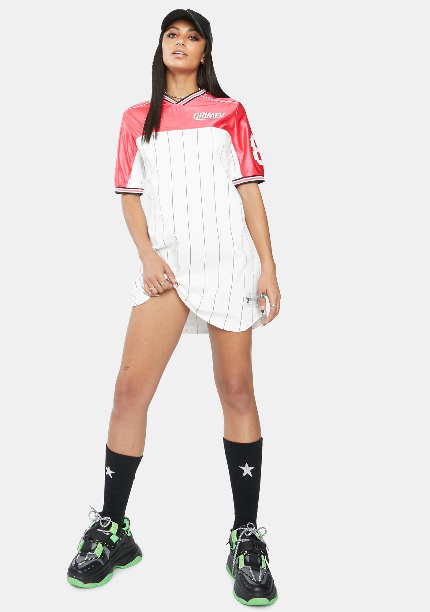 GRIMEY Ubiquity Shirt Dress