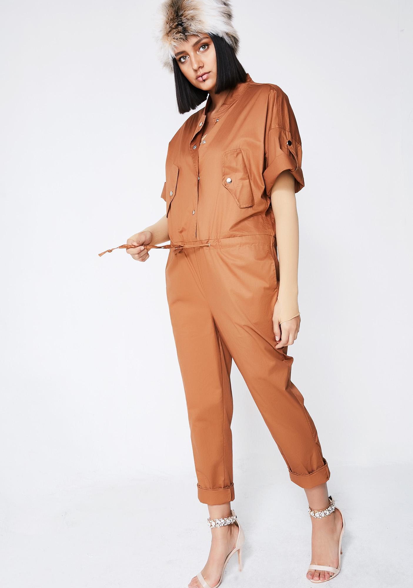 Spice Betta Suit Up Jumpsuit
