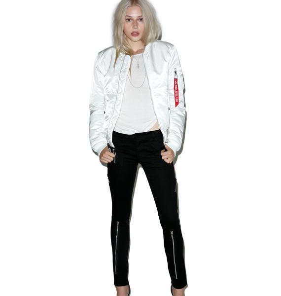 Tripp NYC Zipper Punk Pants