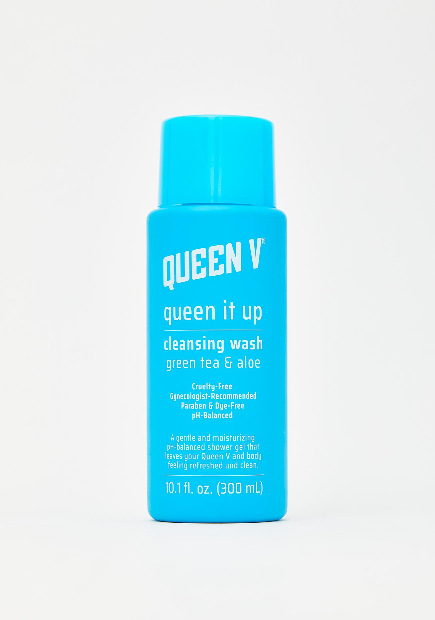 Queen V Queen It Up pH-Balanced Body Wash