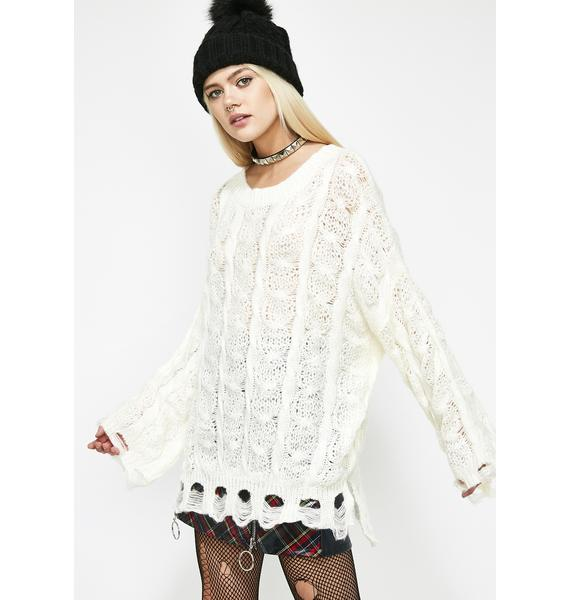 Movin' Mountains Knit Sweater