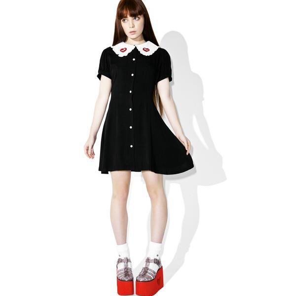 Lazy Oaf X Disney 101 Dalmatians Puppy Dress