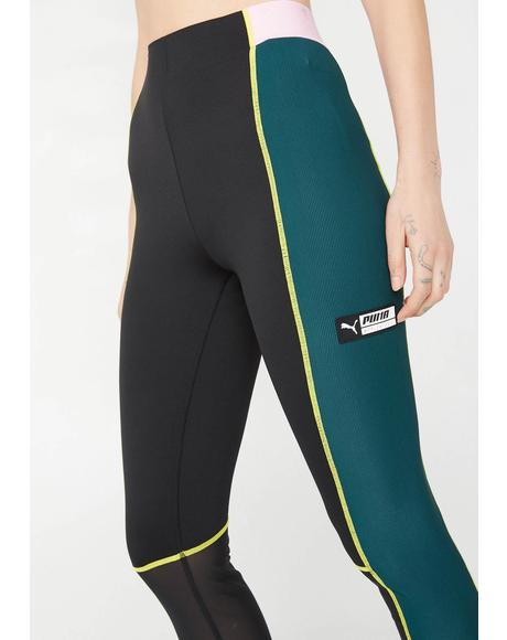 Dank TZ High Waist Stir Up Leggings