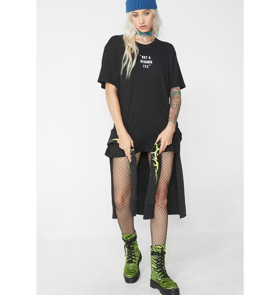 Motel Oversized Basic Tee