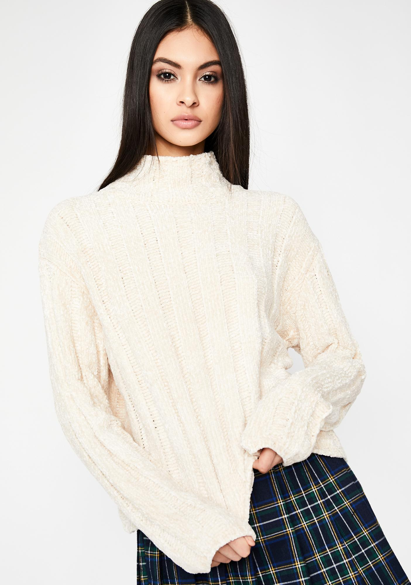 Guilty Promise Knit Sweater