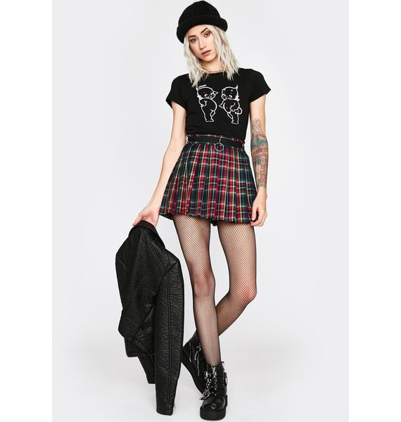 Unholy Besties Forever Graphic Tee