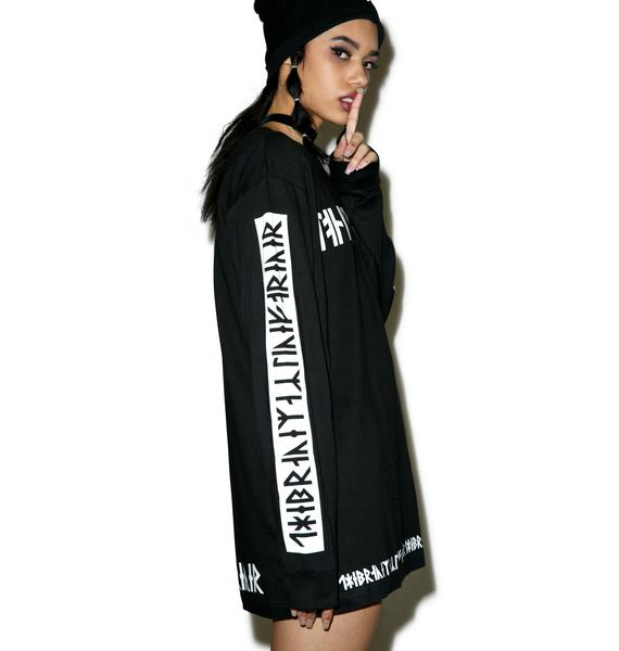 Long Clothing The Brave Long Sleeve Tee