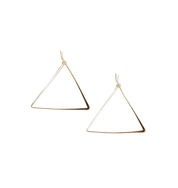Delaunay Hoop Earrings