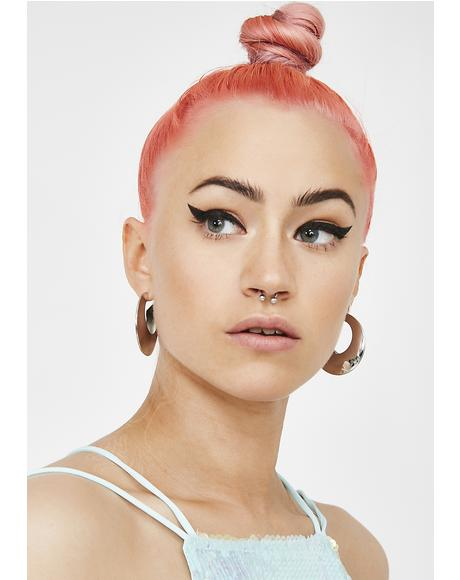 Mind Changer Hoop Earrings
