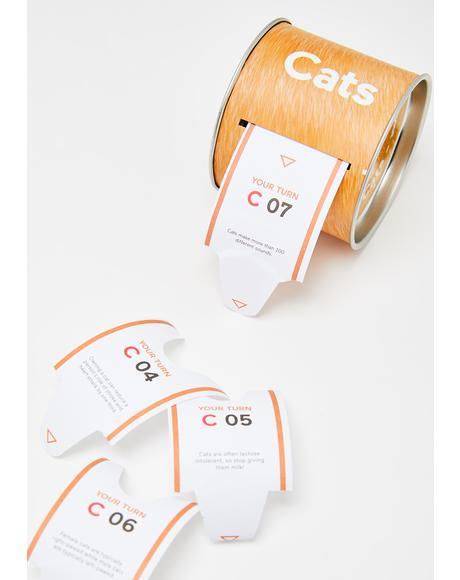 Cat Facts Ticket Box