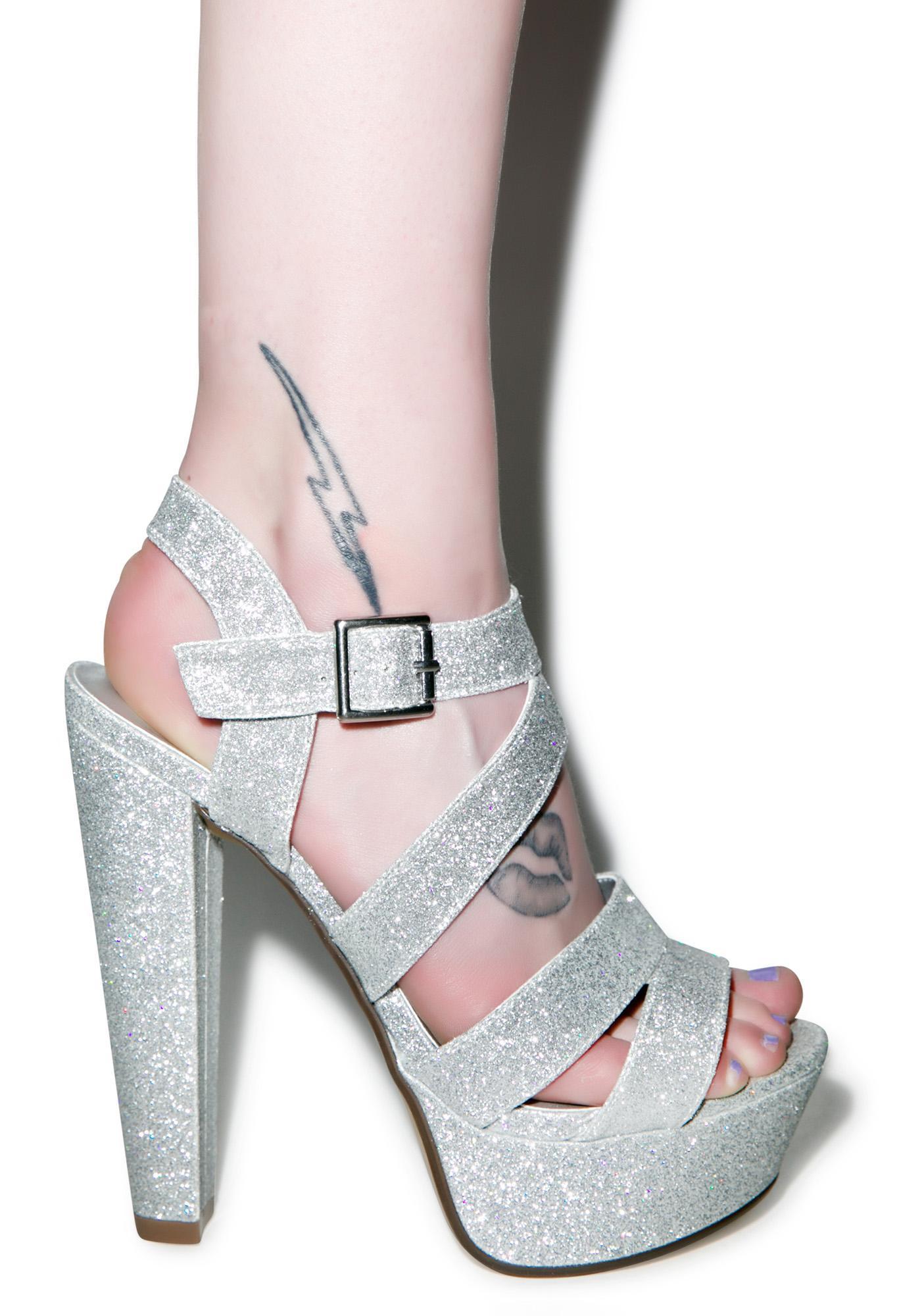 Katja Strappy Platform Heels