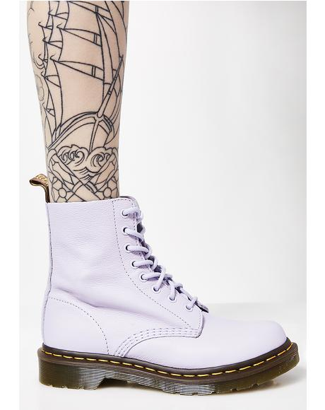 Purple Heather Pascal Boots