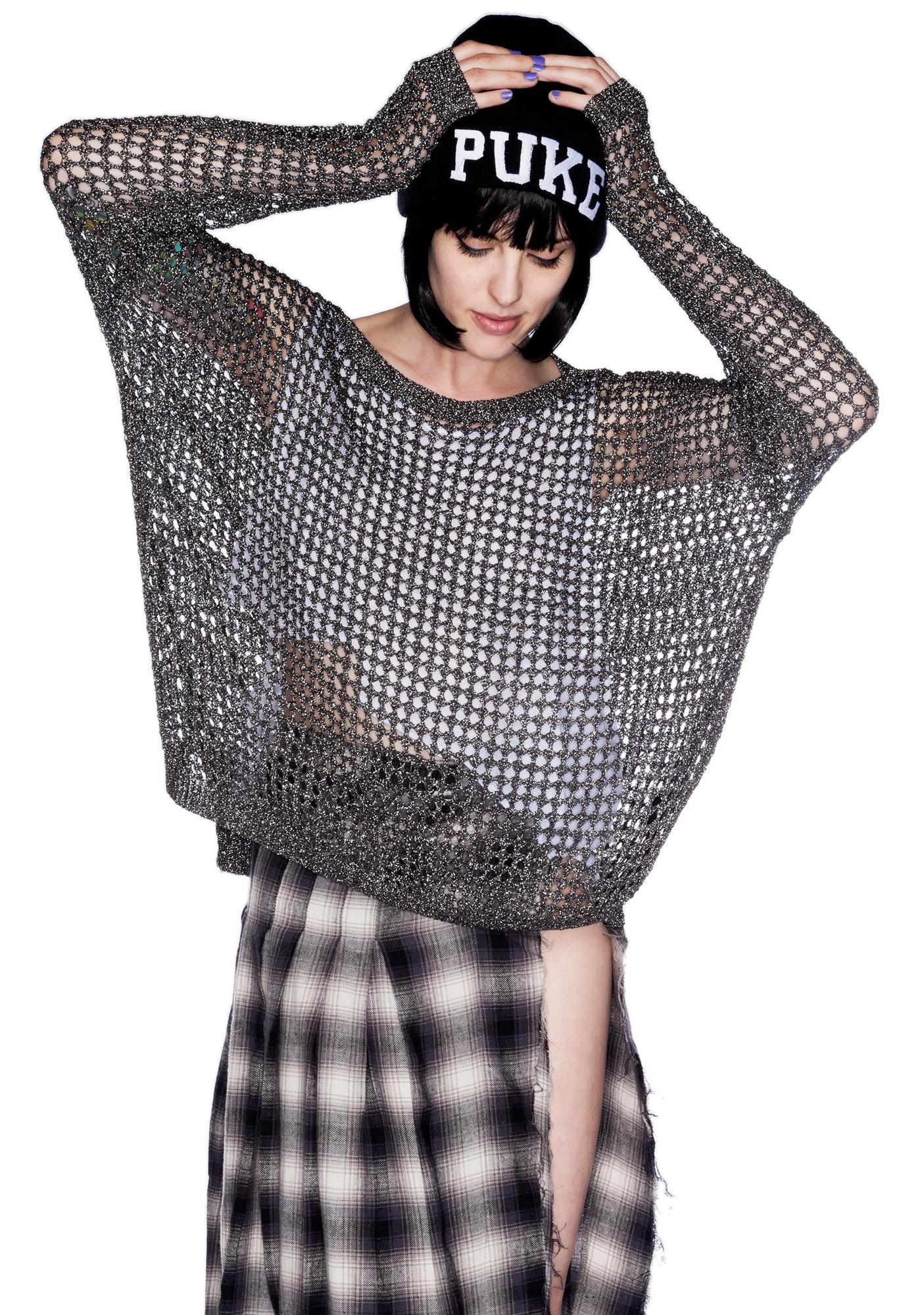 UNIF Glam Sweater