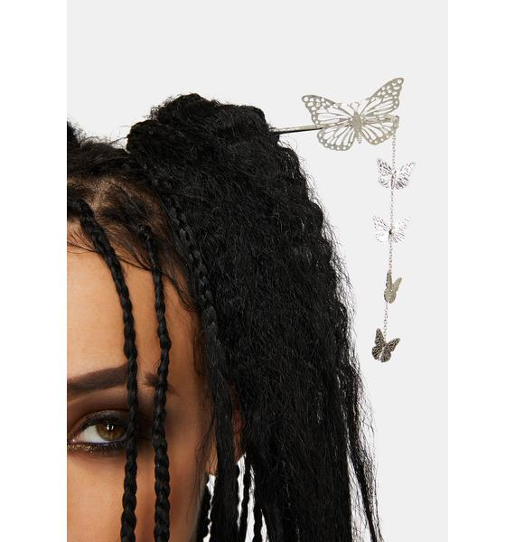 Monarch Moment Butterfly Hair Pin