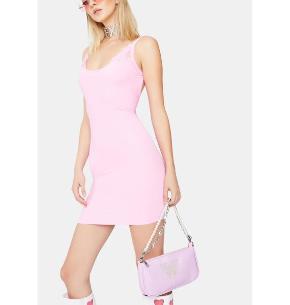 Kiki Riki Baby Entice Me Backless Dress