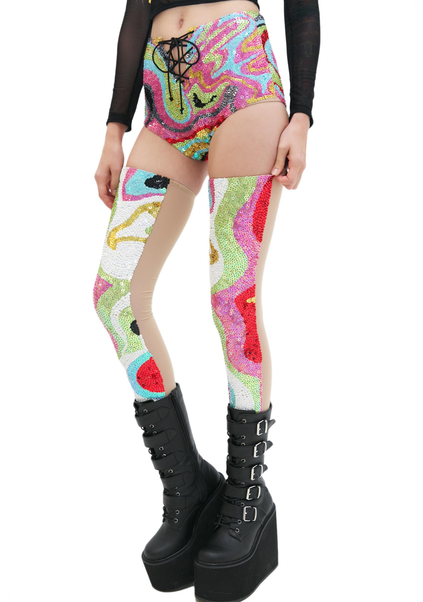 This Is A Love Song Super Psychedelic Hot Shorts