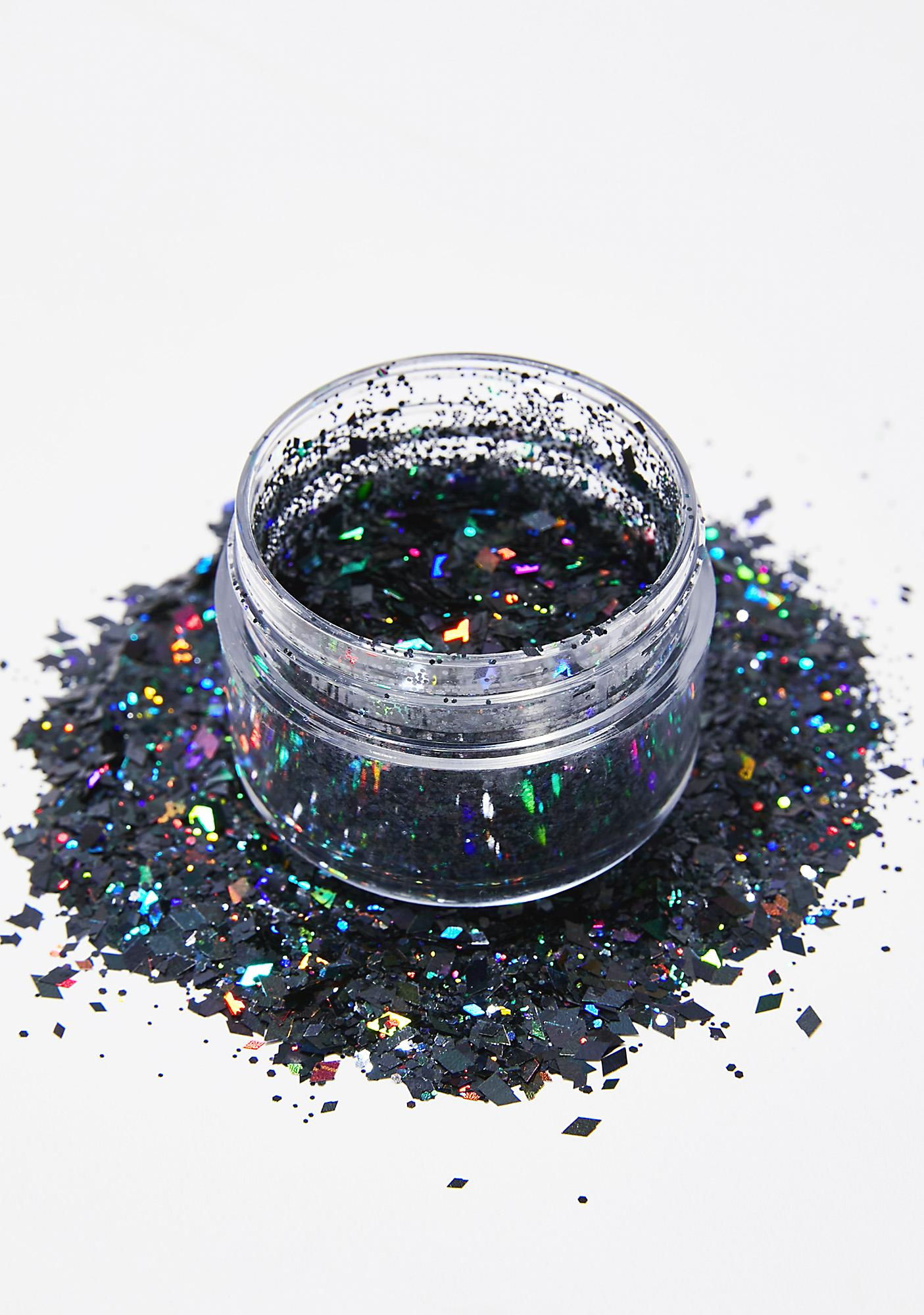 The Gypsy Shrine Black Diamond Face Glitter