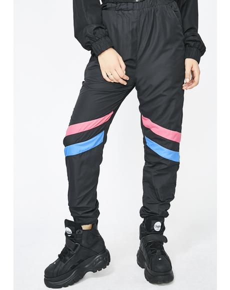 Mz. Unstoppable Track Pants