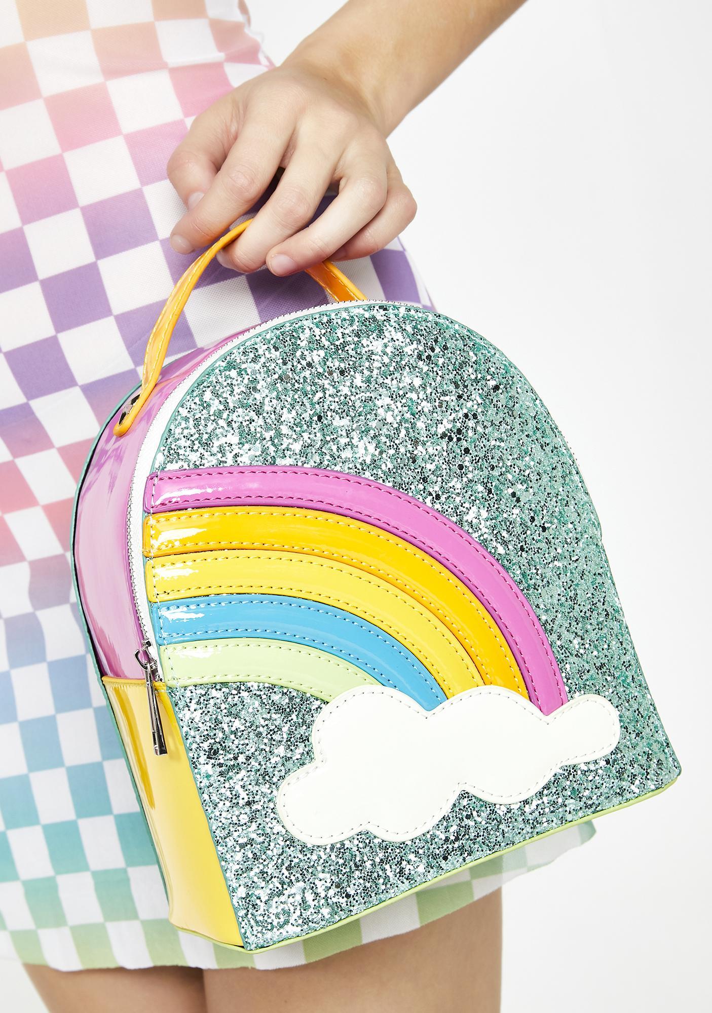 ... Sugar Thrillz Sparkle Rainbow Clique BFF Backpack ... 3b31eecbc0ded